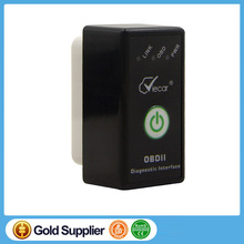 Super mini ELM327 v1.5 Viecar Bluetooth 2.0 with Power Switch OBDII OBD2 V2.1 Auto Code Scanner CAN-BUS Supports OBD-II Model