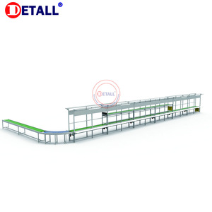 Detall Led Tv Assembly Conveyor Line