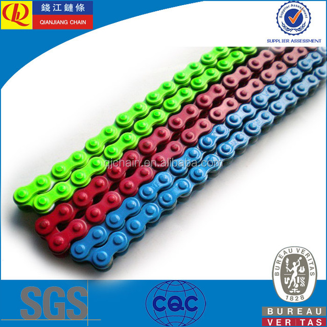 25H color chain walking tractor chain motorcycle chain