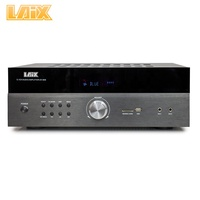 Laix AV-808 2019 Professional Sound System 5.1 Audio Amplifier Home Theater Surround Sound Digital Amplifier Stereo Amplifier