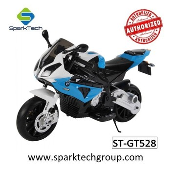 Licensed Bmw S1000rr Children Motorcycle Child Electric Ride On Gt528