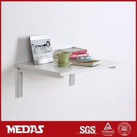 study room wall mounted folding table on sale