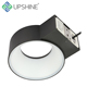 Waterproof 8W Black Led Stair Wall Light For Shop