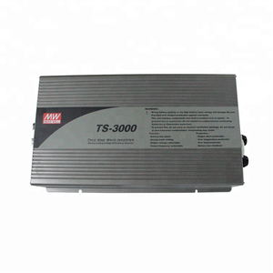 3000W 24V 150A Meanwell Power Inverter TS-3000-124A DC To AC High Efficiency Inverter