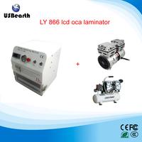 LY866 Cellphone LCD Screen Refurbish Repair Machine OCA Vacuum Laminator + Vacuum Pump + Air Compressor