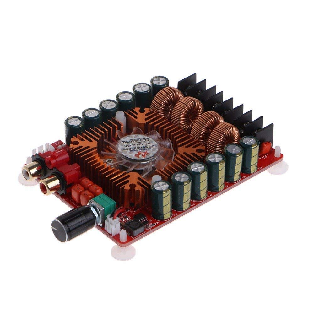 POYING TDA7498E Digital Power Amplifier Board Module 2x160W Single Channel Audio Stereo Digi Amplifiers Board