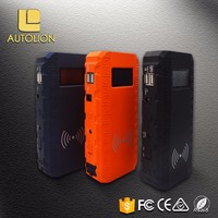 Easy start quick charge portable mini car battery jumper car jump starter for 12V cars