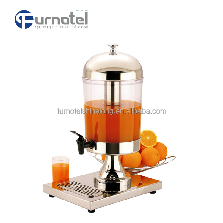 C098 Teller Top Elektrische Glas Mini Automatische Fruitpers Dispenser Machine