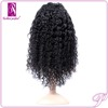 30 Inch India Afro Hair Synthetic Kinky Curly Lace Front Wig