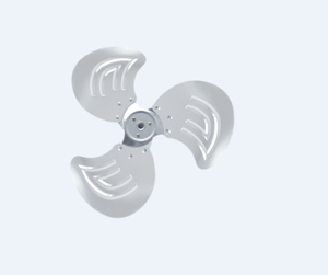 Fan parts aluminum blade for electrical fan