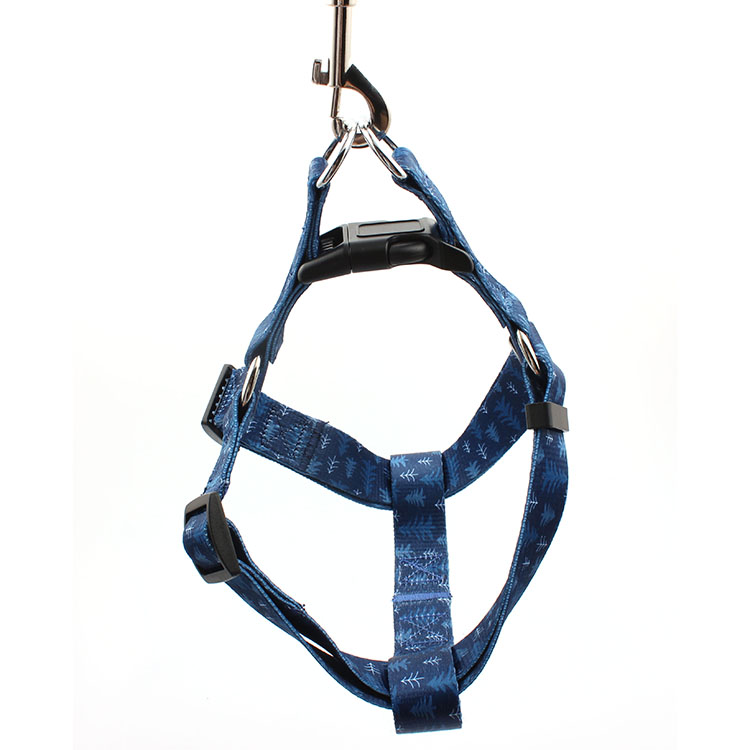Askpet wholesale new custom adjustable soft no pull large dog harness OEM for pet