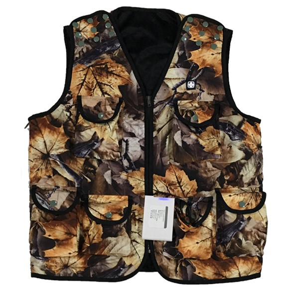 battery heating and cooling clothes ,heated hunting clothing for winter and summer