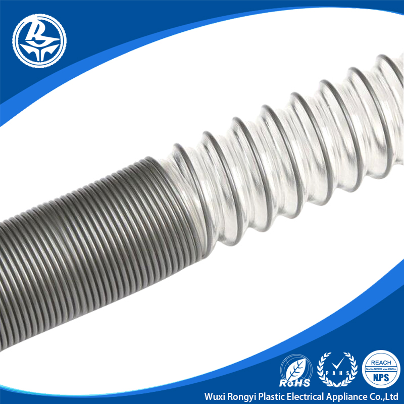High pressure steel wire reinforced pipe spring pvc hose