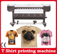 Buy T shirt printing machine Automatic Double in China on Alibaba.com