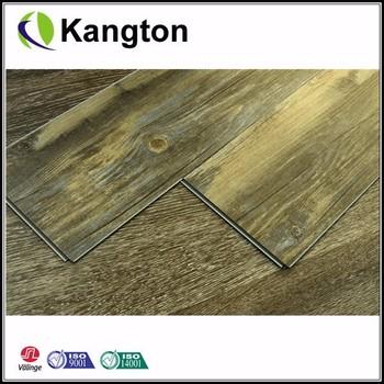 3 Layers Pvc Flooring Waterproof Wood Texture Vinyl Tile Flooring ...