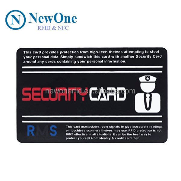 LED RFID 블로킹 Card by The Credit Card Protector/Protects 네 Wallet 및 안 Need RFID 블로킹 Sleeve