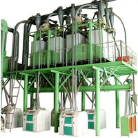 60t/24h soft durum wheat mill in flour mill