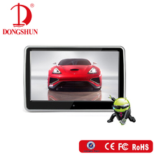 Hot selling Android system 10.1 inch car headrestdvd player with touch screen