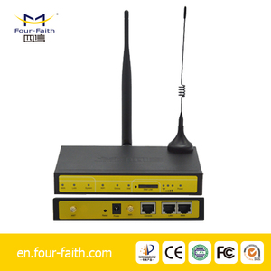 F3426 3G wireless router wifi external antenna can use KPN Sim Card