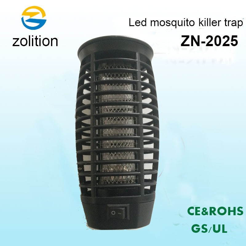 Zolition Uv Lamp Fly Trap Ultrasonic Wave Mosquito Repellents ...