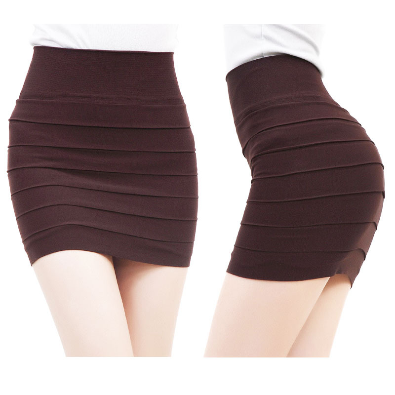fcc252caa41 Buy woman high waist pleated mini short skirt mermaid saias summer female  skirts american apparel candy color coffee fashion in Cheap Price on  m.alibaba.com