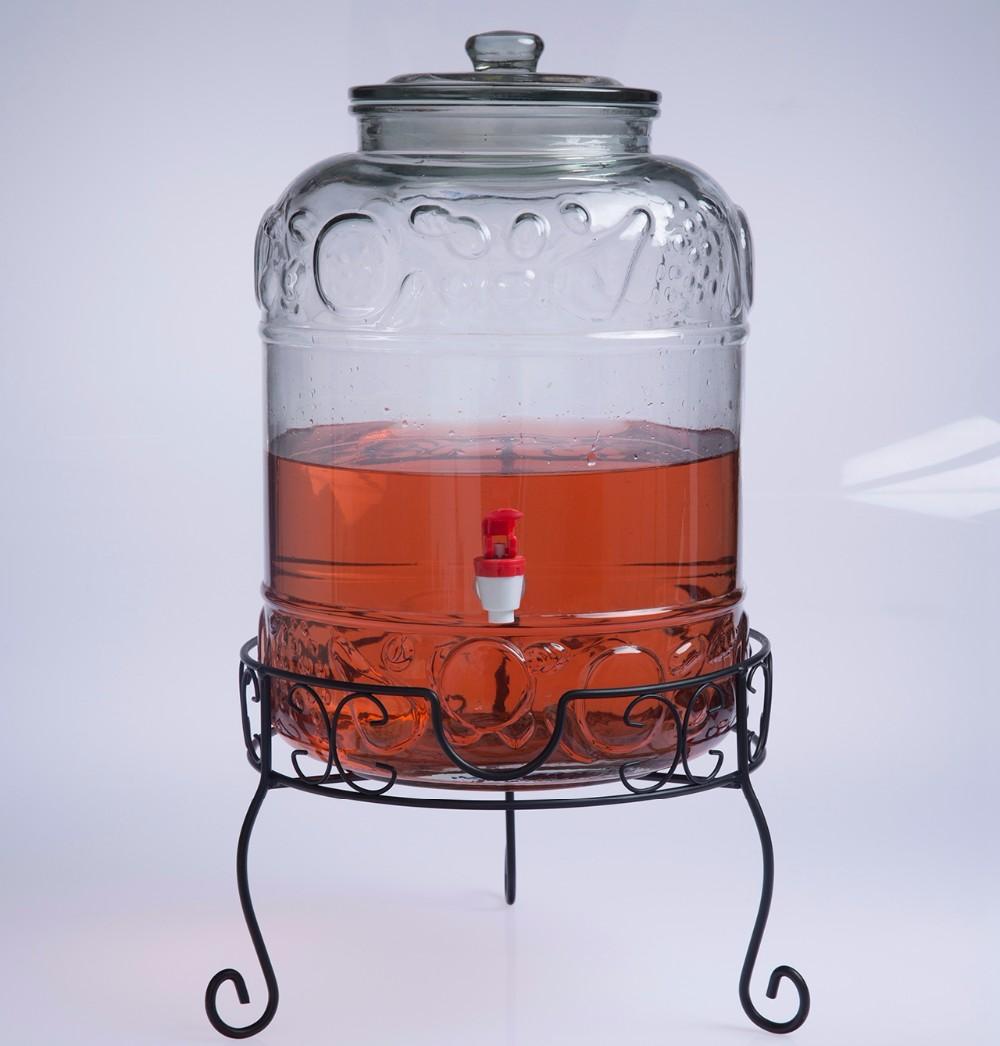 15l bocal en verre de bi re avec un robinet pour summer party verre id de produit 60459645241. Black Bedroom Furniture Sets. Home Design Ideas