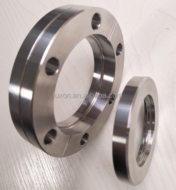 Pipe and flange for Oil Products Vacuum Sanitary stainless steel FLG