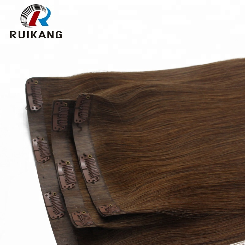 China Manufacturer Seamless Clip In Hair Extensions Buy Seamless