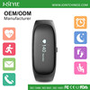 High Quality heart rate monitor wrist pedometer watch/step counter watch/ Calorie Counter