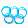 transparent fda silicone o ring for drinking water cup