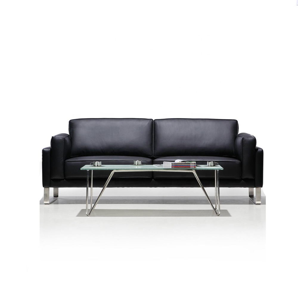 Cheap European Style Comfortable Waiting Room Reception Visitor Modern  Leather Office Sofa - Buy Office Sofa,Leather Office Sofa,Modern Office  Sofa ...