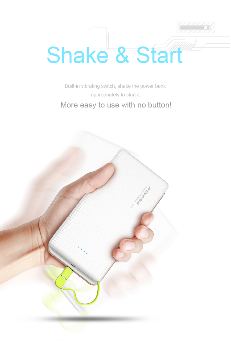 wholesale free logo travel 10000mAh Credit Card slim mobile power banks