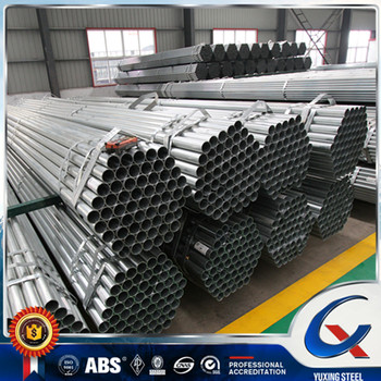 Gi Pipe Price Thailand - Buy Galvanized Steel Pipe Price Per Meter 48mm 1  1/2