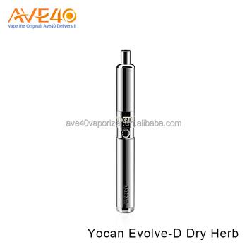 2017 Hot Selling Yocan Evolve-d Dry Herb As Wax Vape Pen ...