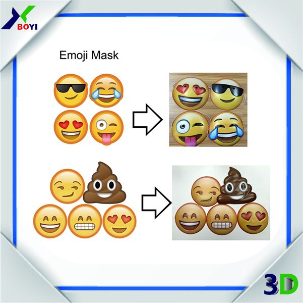 High Quality custom Plastic Party Carnival Mask Plastic Face Mask