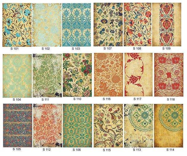 Papeis De Scrapbook Decorer Pl Buy Scrapbook Papers