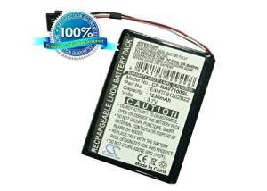 Battery2go - 1 year warranty - 3.7V Battery For Navman N20, BP/LP1200/11/B0001 MX, BP/LP1230/11/A0001U