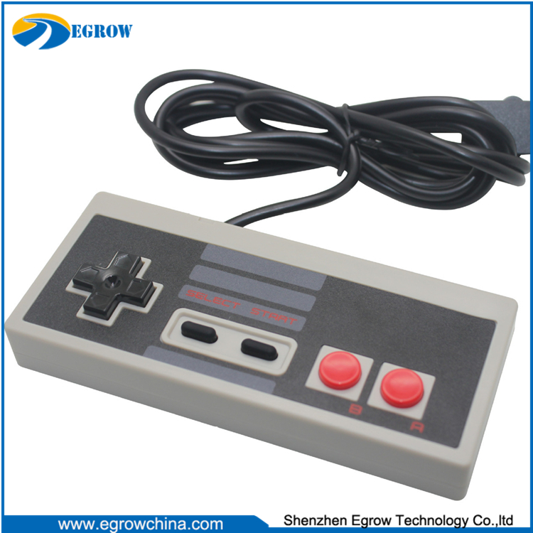 High Quality For Mini Nes Classic Edition Wired Controller For Nintendo Classic Mini