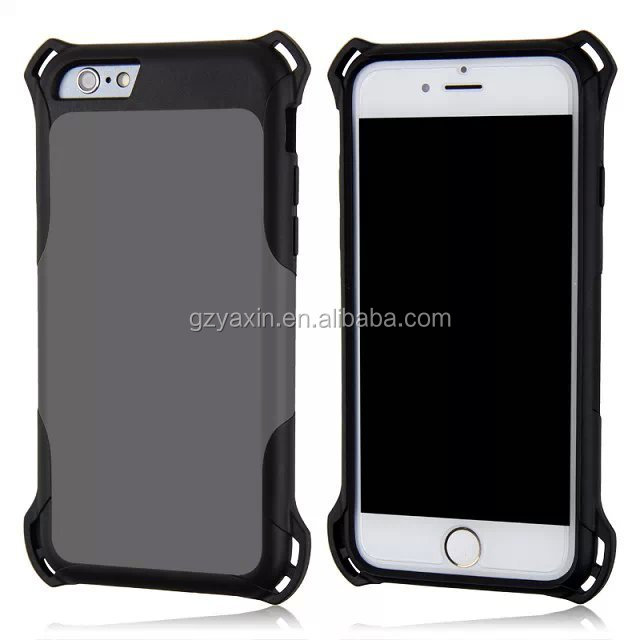 For iphone 6 aluminum bumper case,New Hard Combo Cases for iphone 6 plus,for iphone 6 plus Cases heavy duty hard