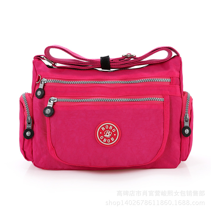 Get Quotations · 2015 fashion women messenger bags European and American nylon  bag ladies shoulder crossbody cross body bag d3855e035e
