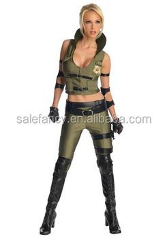 Mortal Kombat Costumes Deluxe Sonya Blade Costume Ladies Fancy Dress Qawc 2936 Buy Mortal Kombat Ladies Fancy Dress Mortal Kombat Costumes Product