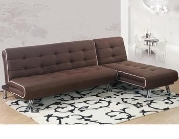 Futon Corner L Shaped Sofa Bed