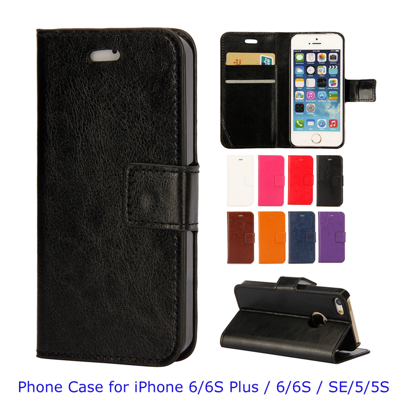 e9b7332b57c25 Supper Cheap Wallet Leather Phone Case for iPhone 6   6S .