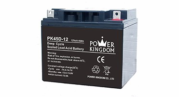 Power Kingdom High-quality agm battery life factory price deep discharge device-12