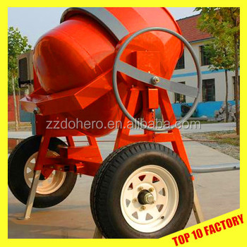 Best Type Italy Use Bush Concrete Mixer - Buy Bush Concrete Mixer ...