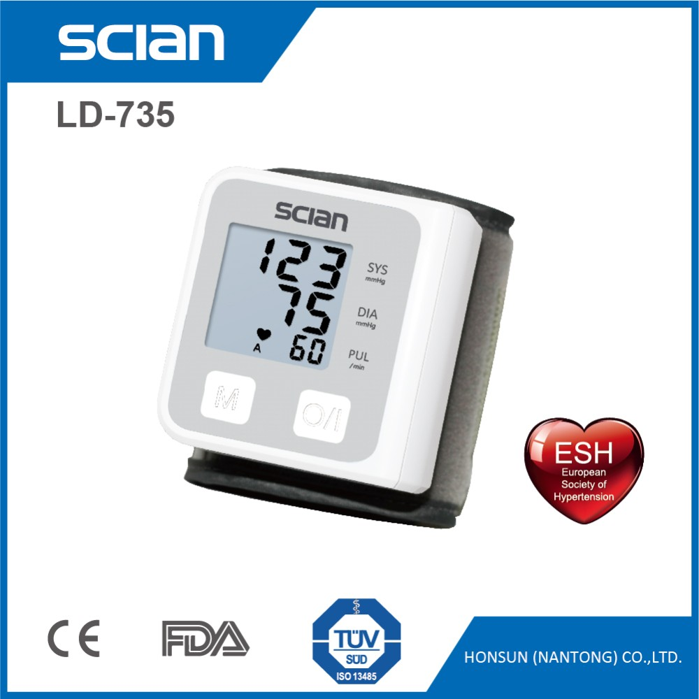 SCIAN Blood Pressure Monitor LD-735