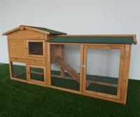 wooden house for rabbit, wooden rabbit hutch house, rabbit wooden house