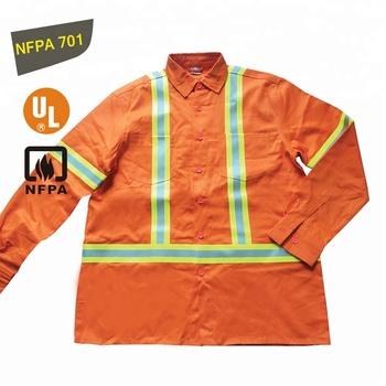 9cfff90bc1fd Hi Vis Reflective Fr American Jacket Fire Resistance Clothing - Buy ...