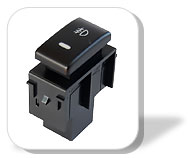 vios land cruiser corolla camry yaris fog lighting switch / auto switch