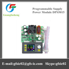 Programmable Supply Power Module DPS5015 With Integrated Voltmeter Ammeter Color Display
